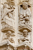 Music, Grammar, Pythagoras and Priscian (Jeff Parry Photography) Tags: arthistory cathedral chartres france frenchgothic gothic grammar liberalarts music normandy priscian pythagoras architechture sculpture stone