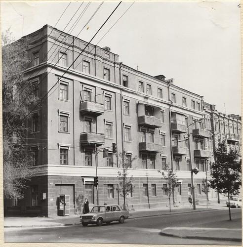 020-Z138 ул Староказацкая (Комсомольская), 12 ©  Alexander Volok