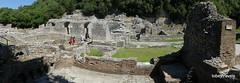 0014 Shrine of Asclepius, Butrint (7) (tobeytravels) Tags: albania butrint buthrotum illyrian shrine asclepius temple