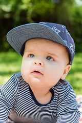 Will - 5.75 Months Old (MorboKat) Tags: toronto torontobaby baby babyboy babyfashion family infant cute sweet portrait summer outdoor outside people child