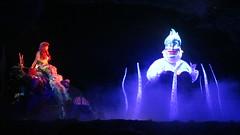 Disney World - Hollywood Studios - The Voyage of the Little Mermaid - Poor Unfortunate Souls (wallyg) Tags: amusementpark animationcourtyard animationcourtyardtheater baylake disneyworld florida hollywoodstudios littlemermaid orlando orangecounty thelittlemermaid thevoyageofthelittlemermaid themepark waltdisneyworldresort singing song ursula ariel princessariel poorunfortunatesouls video