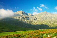 Денят в планината е започнал (sevdelinkata) Tags: mountain landscape rila bulgaria