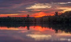 _DSC0025 (johnjmurphyiii) Tags: clouds connecticut connecticutriver cromwell dawn originalnef riverroad riverportpark sky summer sunrise tamron18270 usa johnjmurphyiii
