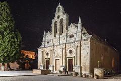 ... (Theophilos) Tags: arkadi monastery night rethymno crete αρκάδι μοναστήρι ρέθυμνο κρήτη