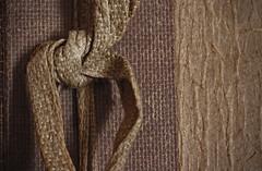 Texture (ertolima) Tags: worn antique vintage damaged used texture macromondays hmm book binding scrapbook elberthubbardscrapbook