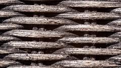 Weathered Wicker (Mi Bob) Tags: macromonday texture memberschoicetexture