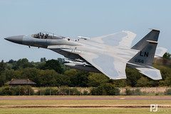 USAF F-15C Eagle 86-0156 (philrdjones) Tags: 2017 70thanniversary 860156 airsuperiority airtattoo airshow douglas egva eagle f15 f15c ffd fighter july mcdonnell raffairford riat royalinternationalairtatto usaf unitedstatesairforce