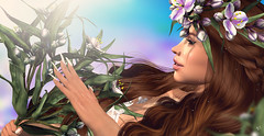 My favorites (meriluu17) Tags: lode slackgirl sg flower flowers floral flora stroke enjoy feelings nature fae fairy people portrait