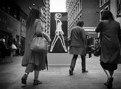 follow me (Erwin Vindl) Tags: followme streetphotography streettogs candid blackandwhite monochrome soho london erwinvindl olympusomd em10markii