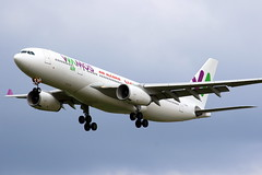 Wamos Air/Air Algérie Airbus A330-243 EC-MNY (Manuel Negrerie) Tags: ecmny a330200 a330 airbus wamos air algérie leasing spotting hybrid lessor spain lcc cdg jetliner airliner charter twinengines