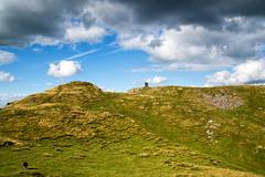 Obelisk, Hallin Fell Summit. (Tall Guy) Tags: tallguy uk ldnp lakedistrict cumbria hallin fell nationalpark unescoworldheritagesite unesco world heritage site