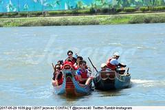 2017-05-29 1039 (Badger 23 / jezevec) Tags: 2017 20170529 dajia dragon dragonboat festival taiwan history culture travel tourism duanwufestival zhongxiaofestival 忠孝節 龍船節 龍舟節 端午节 端午節 龍舟 龙舟 龍船 龙船 taipei ֵ台北 臺北市 taipeh taןpeh ταϊπέι 타이페이 тайбэй 台北市 ტაიბეი تايبيه taibei đàibắc taipé tchajpej rowing sports boat barco шлюпка 배 ボート barca βάρκα bateau 小船 člun veneillä csónak łódź boating vessel photo picture image watersports watercraft asia tradition