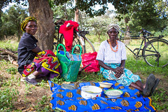 Forests, food security and nutrition in Luwingu (CIFOR) Tags: females foods women foodavailability vegetables livelihoods people bicycle human humanbeing humanbeings humans person luwingu northern zambia zm foodsecurity foodproduction communityforestry