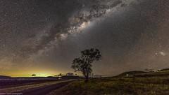 Pilton Valley panorama (andrew.walker28) Tags: milky way galaxy light pollution stars starscape landscape starlight nightscape night dark long exposure