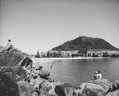 Classic summer (scottlittle.nz) Tags: 120mm pentax67 kodak epsonv700 summer beachlife water brothers newzealand tauranga film