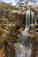 gibraltar falls; tidbinbilla (Seakayem) Tags: sony a99 slt fullframe minolta af 28mm f28 australia australiancapitalterritory tidbinbilla bush nature outback gibraltar gibraltarfalls gibraltarcreek creek falls rocks water