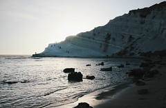 2017-05-13 12.38.54 1 (babkastaraya) Tags: vsco vscocam sicily sicilia sea italy outdoors nature landscape realmonte minimal evening horizon trip travel sunset water seaside beach sky agrigento scaladeiturchi