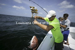 CocodrieCharterFishing (17) WM (Louisiana Tourism Photo Database) Tags: fishing gulf gulfofmexico southernunitedstates angler anglers boating catchingfish charterboat offshore oiandgasrigs outdoorsports outdoors redsnapper southlouisiana water cocodrie louisiana usa