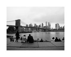 I LOVE NEW YORK 277 (2 Marvelous 4 Words) Tags: nyc newyorkcity ny newyork architecture arquitectura bw blackwhite shadows light brooklynbridge bridge brooklyn park pointview skyline skyscrapers