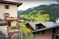 Hauteluce, Savoie, Alpes, France (claude lina) Tags: claudelina france rhônealpes alpes savoie châlets hauteluce beaufortin paysage landscape