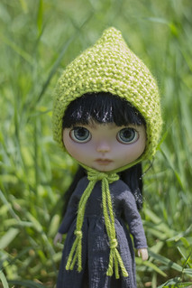 Crocheted Pixie / Gnome Hat