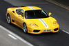 Ferari, 360 Modena, Wan Chai, Hong Kong (Daryl Chapman Photography) Tags: ee9992 ferrari 360 italian pan panning wanchai yellowfever modena car cars auto autos automobile canon eos 1d mkiv is ii 70200l f28 road engine power nice wheels rims hongkong china sar drive drivers driving fast grip photoshop cs6 windows darylchapman automotive photography hk hkg bhp horsepower brakes gas fuel petrol topgear headlights worldcars daryl chapman darylchapmanphotography