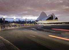 Sydney Opera house (Tonitherese) Tags: sydney opera house lights sunset