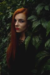 Ginger ll. (black.em) Tags: redhead ginger gingerhair redhair