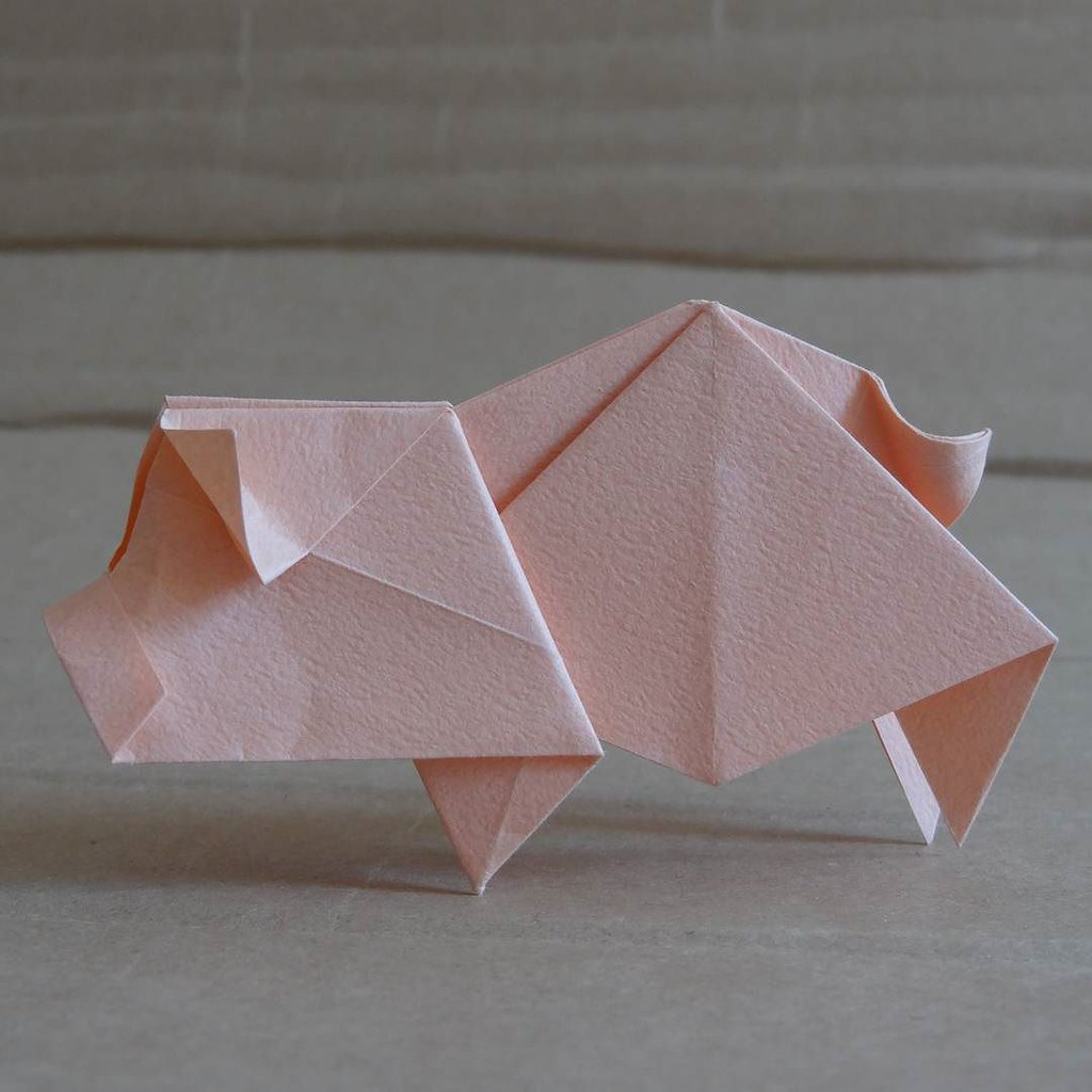 The World's Best Photos of origami and pig - Flickr Hive Mind - photo#42