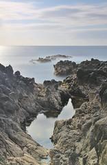 IMG_9622 (nelson_tamayo59) Tags: mar cielo nubes costa agua marea canarias playa tenerife islas