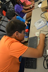 DSC_9268 (Caruth Institute for Engineering Education) Tags: stem programming scratch smu lyleengineering middle school raspberry pi