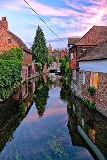 Reflections in Canterbury 2