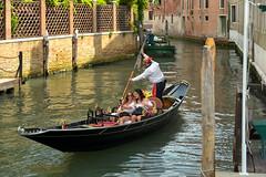 Venezia (Jorge Franganillo) Tags: venecia venice italy venezia veneto italia gondolero gondolier