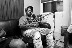 IMG_6555 (Brother Christopher) Tags: podcast podcasting fortheculture hiphop chicago chitown twista legend icon combatjack combatjackshow lsn loudspeakersnetwork explore interview portrait portraiture bnw blackandwhite monochrome monochromatic brotherchris