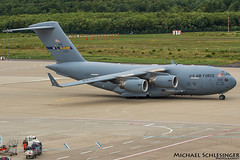 07-7171 - Boeing C-17A Globemaster III - USAF United States Air Force (Digi-Mike) Tags: air airport cgn cgneddk cologne country deutschland flughafen germany köln spotting town 077171 boeing c17a globemaster usaf united states force mcguire