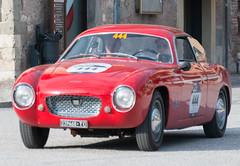 Mille Miglia, Gubbio 2017 (MikePScott) Tags: appiagtz camera car events gubbio italia italy lancia millemiglia nikon28300mmf3556 nikond600 transport umbria