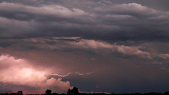 Lightning Video Stills (Dan's Storm Photos & Photography) Tags: thunderstorm thunderstorms thunderstormbase thunderhead thundershower thunderheads skyscape skyscapes sky landscape landscapes clouds weather nature lightning lightningbolt lightningbolts