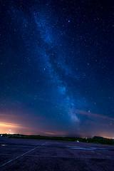 Milky Way at the Cap Frehel (ThomasBtm) Tags: 14mm d750 capfrehel milkyway phare voielactée sky night lighthouse plévenon bretagne france fr light nikon stars longexposure space brittany galaxy samyang nightscape nightpicture astrology outdoor voie lactée