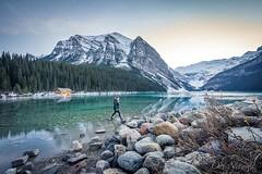 #adventure,  🌏 Lake Louise, Alberta, Canada |  Ori Nevares (adventurouslife4us) Tags: adventure wanderlust landscape outdoor nature travel explore