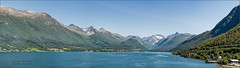 From the Aurora docked in Åndalsnes (WatsonMike) Tags: aurora havnegata ipsv0798 landscape mountain møreogromsdal newkeywords norway panorama sky water weather cloud docked fjord horizontal mountainpeak outdoors panoramic reflection snow snowcapped åndalsnes
