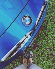 """When a man opens a car door for his wife, it's either a new car or a new wife."" 😅 #welcome #weekend #friday #mood #on #summer #happy #friyay #tgif #instacar #BMWMrepost #bmw #bmwm #m2 #longbeachblue (Elena Sciocco) Tags: welcome weekend friday mood summer happy friyay tgif instacar bmwmrepost bmw bmwm m2 longbeachblue"