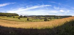 Waterley Bottom Panorama