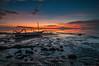 Karang Beach , Sanur (Hafiz.Soyuz.Photography™) Tags: jukong boat fisherman bali indonesia sanur karang beach sunrise morning shore sea ocean low tide