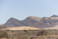 Namibian mountain. (annick vanderschelden) Tags: namibia africa southernafrica dessert nature republicofnamibia atlanticocean dry tourism arid namibdesert climate semidessert ecotourism wildlife hardap c24 kleinaub naukluft rietoog sesriem namib landscape desertscape semiarid mountain