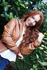 The breakup (Wet and Messy Photography) Tags: water wet wetlook wetjeans wethair soaked brasil redhair redhead