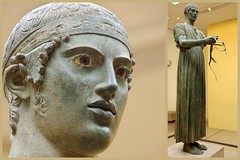 Delphi museum (Greece) (armxesde) Tags: pentax ricoh k3 greece griechenland delphi museum
