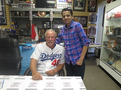 Kevin Gross (rbaly79) Tags: kevingross dodgers mlb baseball nohitter autographs ontario california ultimate pastime rbaly79