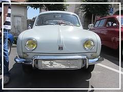 Renault Dauphine, 1959 (v8dub) Tags: renault dauphine 1959 schweiz suisse switzerland french pkw voiture car wagen worldcars auto automobile automotive old oldtimer oldcar klassik classic collector