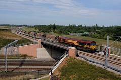 66-111-6G71- Norton-Bridge-18-7-2017 (D1021) Tags: shed class66 66111 6o42 clay ews dbs dbschenker heamiesfarm nortonbridge staffordshire nikond300 d300 pole poleshot