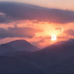 Trossachs Sunset thumbnail